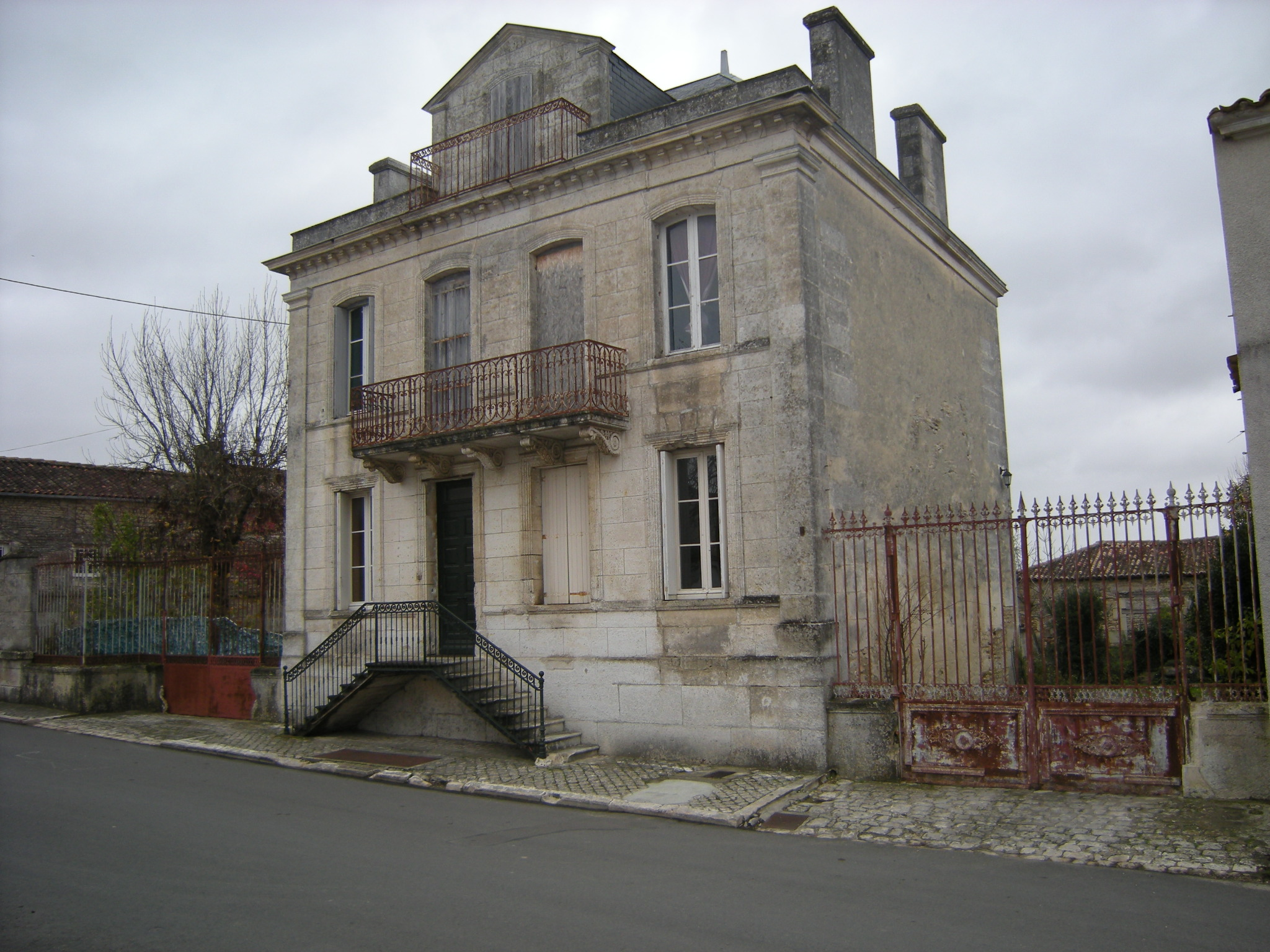 R novation de fa ade sur maison ancienne cfc facades - Photo renovation maison ancienne ...