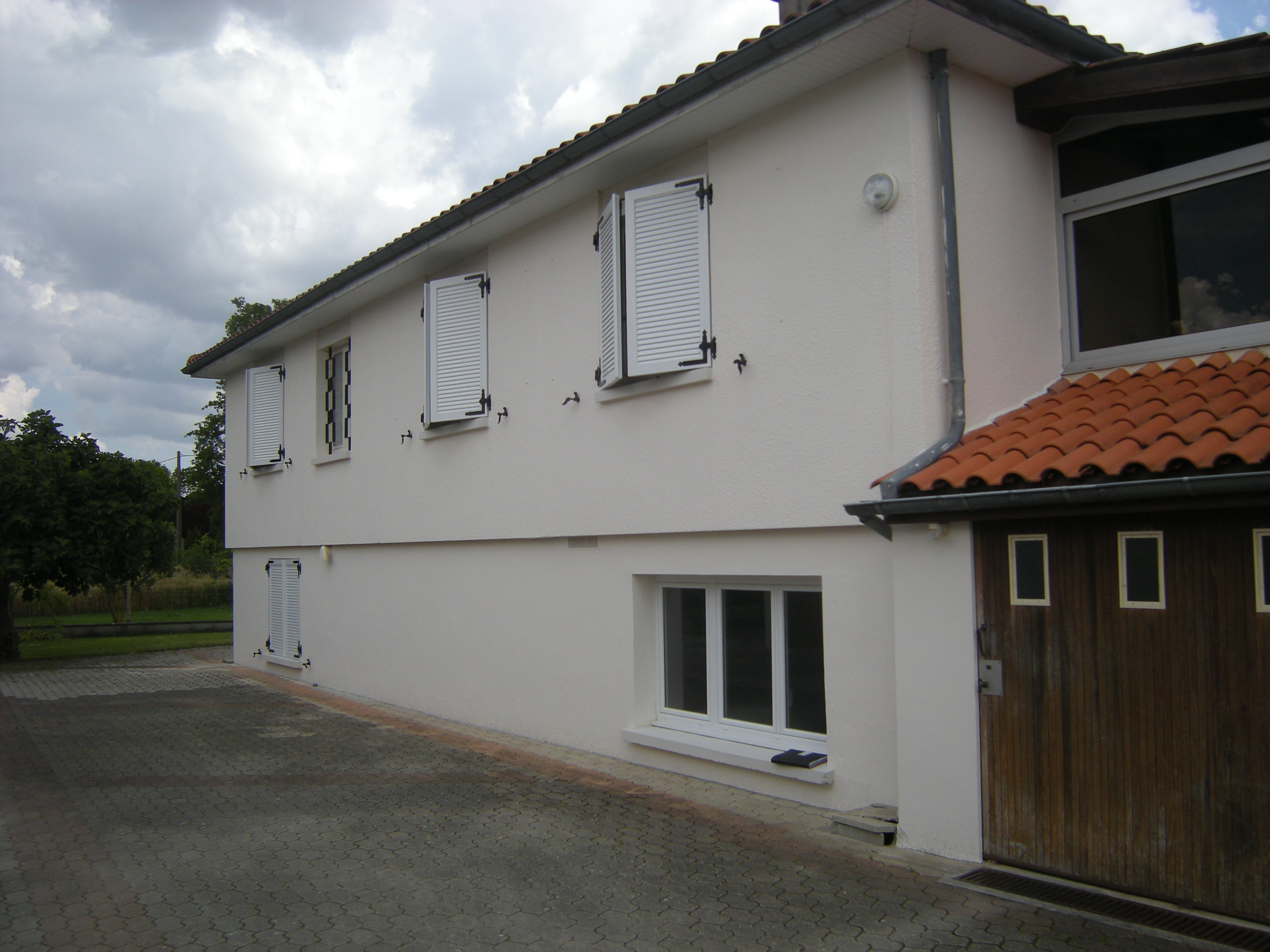Isolation maison par exterieur avant travaux isolation for Isolation maison exterieur